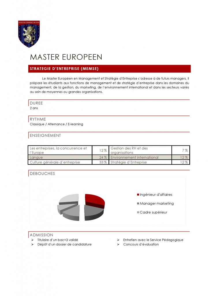 Fiche spécialité MASTER EUROPEEN MSE v2