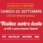 Vignette-salon-de-la-rentrée Ecole de Commerce de Lyon