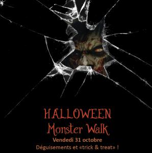 affiche halloween internet