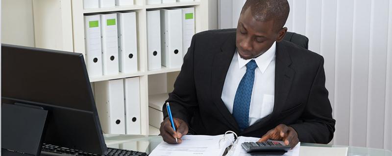 Métier de comptable