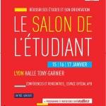 Salon de l'étudiant 2016 Lyon
