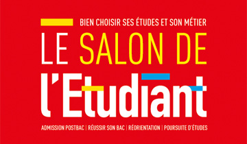 360 salon etudiant for Salon des ecoles de commerce