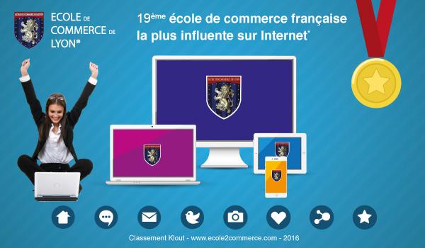 Classement digital 2017 for Salon des ecoles de commerce