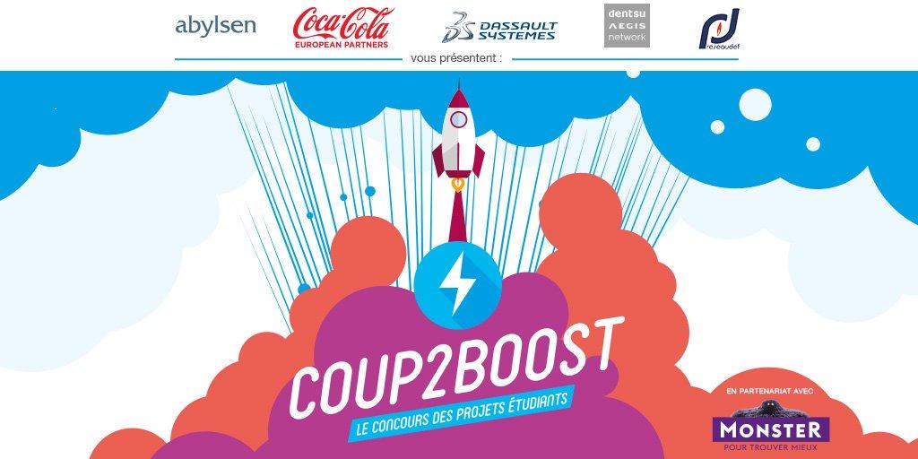 Coup2boost Ecole Commerce Lyon