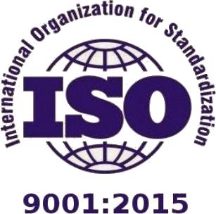 logo norme ISO 9001 de 2015