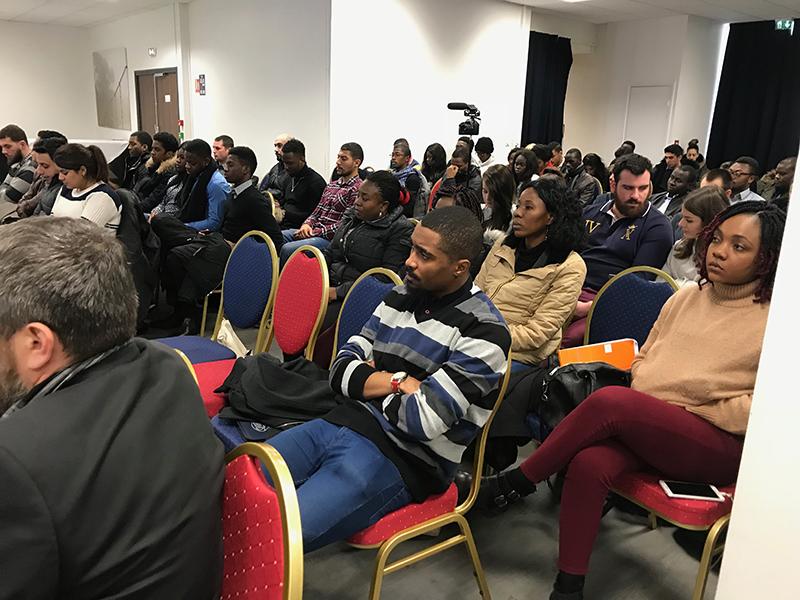 Conférence du 30-11-2017 Ecole de commerce de Lyon 1