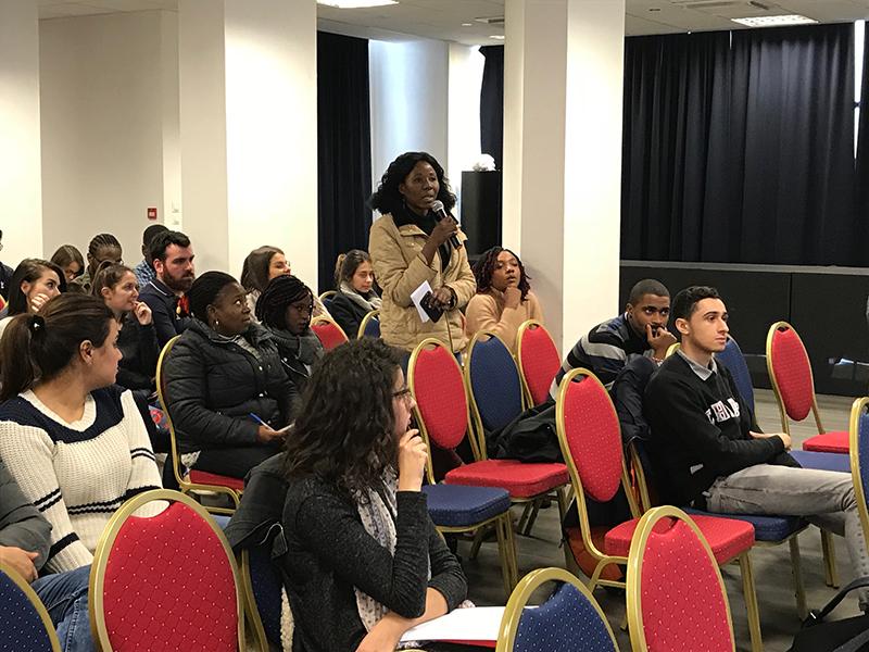 Conférence du 30-11-2017 Ecole de commerce de Lyon 3