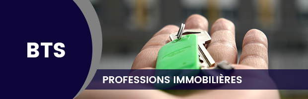 BTS Professions Immobilières