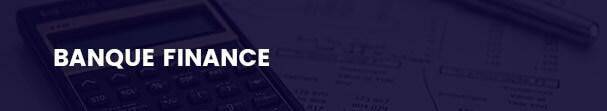 Spécialité Banque Finance