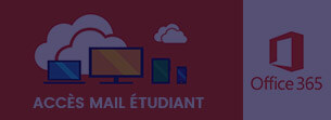 Mail étudiant office 365