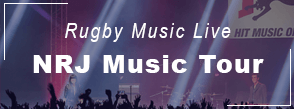 NRJ Music Tour Rugby music live